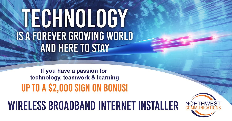 03.2021 Wireless Tech FB Post